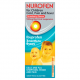 Nurofen for Children Cold, Pain and Fever Strawberry Flavour 3 Months to 9 Years 100ml