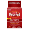 MegaRed Fast Absorbing Omega-3 300mg Krill Oil 60 Capsules