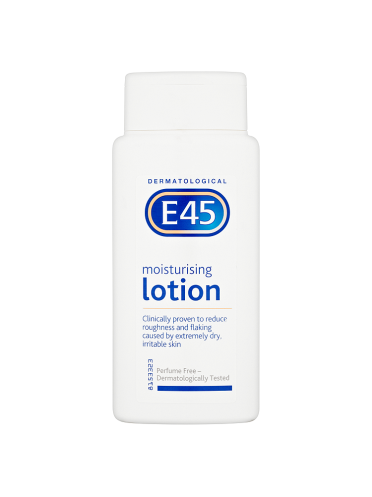 E45 Dermatological Moisturising Lotion 200ml