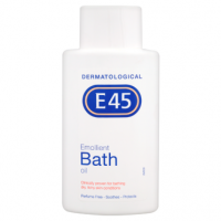 E45 Emollient Bath Oil 500ml