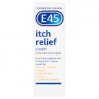 E45 Dermatological Itch Relief Cream 100g