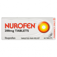 Nurofen 200mg Tablets 48 Tablets