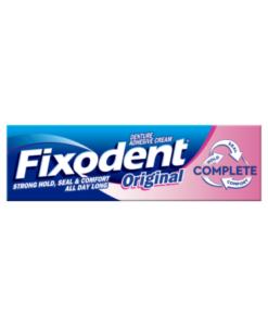 Fixodent Complete Original Denture Adhesive 47g