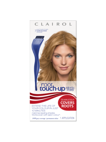 Nice 'n Easy Permanent Hair Colour Root Touch Up Dark Blonde #7
