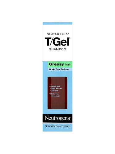 Neutrogena T/Gel Shampoo Greasy Hair 250ml