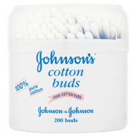 Johnson's Pure Cotton Buds 200 Buds