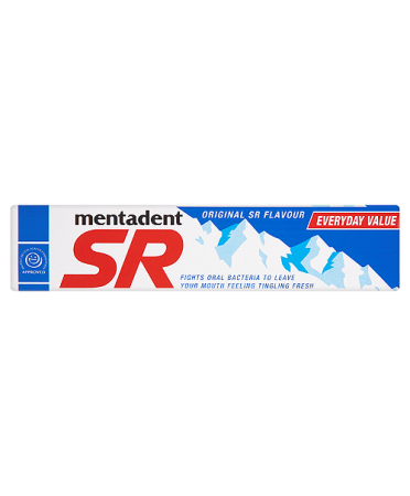 Mentadent SR Toothpaste Original 100ml