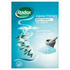 Radox Bath Therapy Vapour Therapy Herbal Bath Salts 400g
