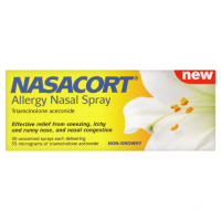 Nasacort Allergy Nasal Spray
