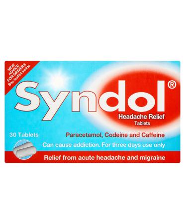 Syndol Headache Relief Tablets 30 Tablets