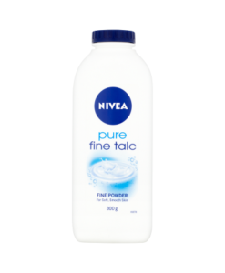 NIVEA Pure Fine Talc Powder 300g