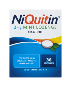 NiQuitin 2mg Mint Lozenge 36 Lozenges