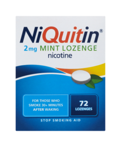 NiQuitin 2mg Mint Lozenge 72 Lozenges