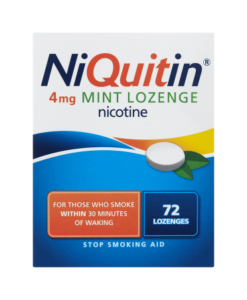 NiQuitin 4mg Mint Lozenge 72 Lozenges