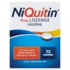 NiQuitin 4mg Lozenge 72 Lozenges