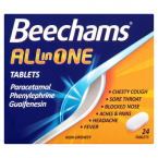 Beechams All in One Tablets 24 Tablets
