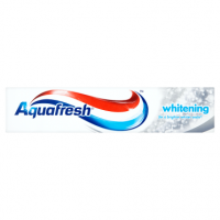 Aquafresh Whitening Fluoride Toothpaste 100ml