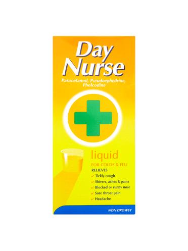 Day Nurse Liquid for Colds & Flu 240ml