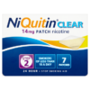 NiQuitin Clear 14mg Patch 24 Hour Step 2 7 Patches