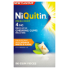 NiQuitin Fresh Mint 4mg Medicated Chewing Gums 96 Gum Pieces