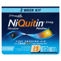 NiQuitin 21mg Patches 24 Hour Step 1 14 Patches