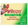 Piriteze Allergy Tablets 30 Tablets