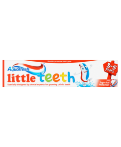Aquafresh Little Teeth Fluoride Toothpaste 3-5 Years 50ml
