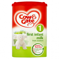 Cow & Gate 1 First Infant Milk from Newborn Stage 1 900g
