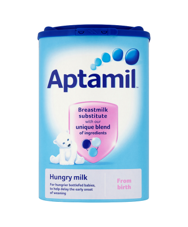 Aptamil Hungry Milk from Birth 900g