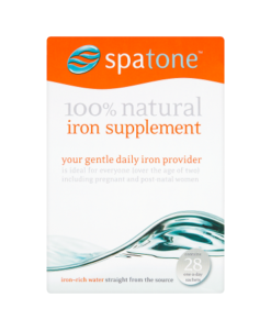 Spatone 100% Natural Iron Supplement 28 One-a-Day Sachets 560ml