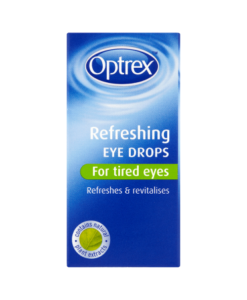 Optrex Refreshing Eye Drops for Tired Eyes 10ml
