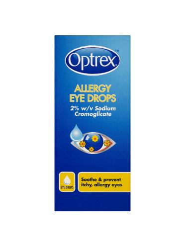 Optrex Allergy Eye Drops 10ml