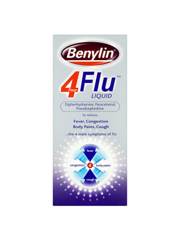 Benylin Four Flu Liquid 200ml