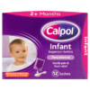 Calpol Infant Suspension Sachets Strawberry Flavour 2+ Months 12 x 5ml Sachets