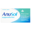 Anusol Suppositories 12 Suppositories