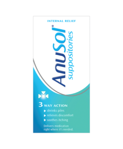 Anusol Suppositories 24 Suppositories