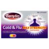 Benylin Cold & Flu Max Strength Capsules 16 Capsules