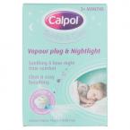Calpol Soothe & Care Vapour Plug & Nightlight 3+ Months