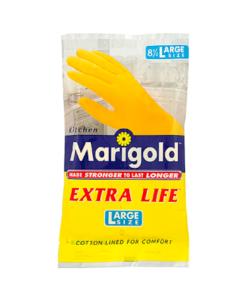 Marigold Kitchen Extra Life gloves Large size