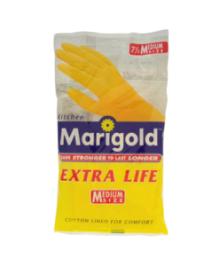 Marigold Kitchen Extra Life Gloves 7.5 Medium Size