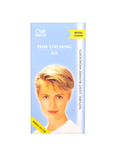 Wella Hair Streaking Kit Light Blonde Highlights