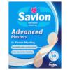Savlon Advanced Plasters 10 Plasters