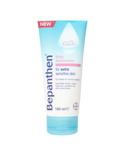 Bepanthen Baby Moisturiser for Extra Sensitive Skin 100ml