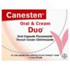 Canesten Oral & Cream Duo