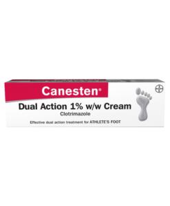 Canesten Dual Action 1% w/w Cream 15g