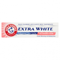 Arm & Hammer Extra White for Sensitive Teeth Daily Fluoride Anti-Cavity Mint Toothpaste 125g