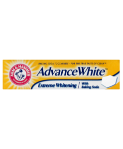 Arm & Hammer Advance White Extreme Whitening with Baking Soda Toothpaste 75ml