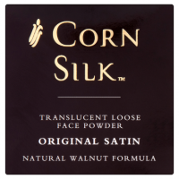 Corn Silk Translucent Loose Face Powder Original Satin 12g