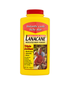 Lanacane Medicated Body Powder 175g
