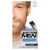 Just For Men Moustache & Beard Brush-In Colour Gel Light Brown M-25